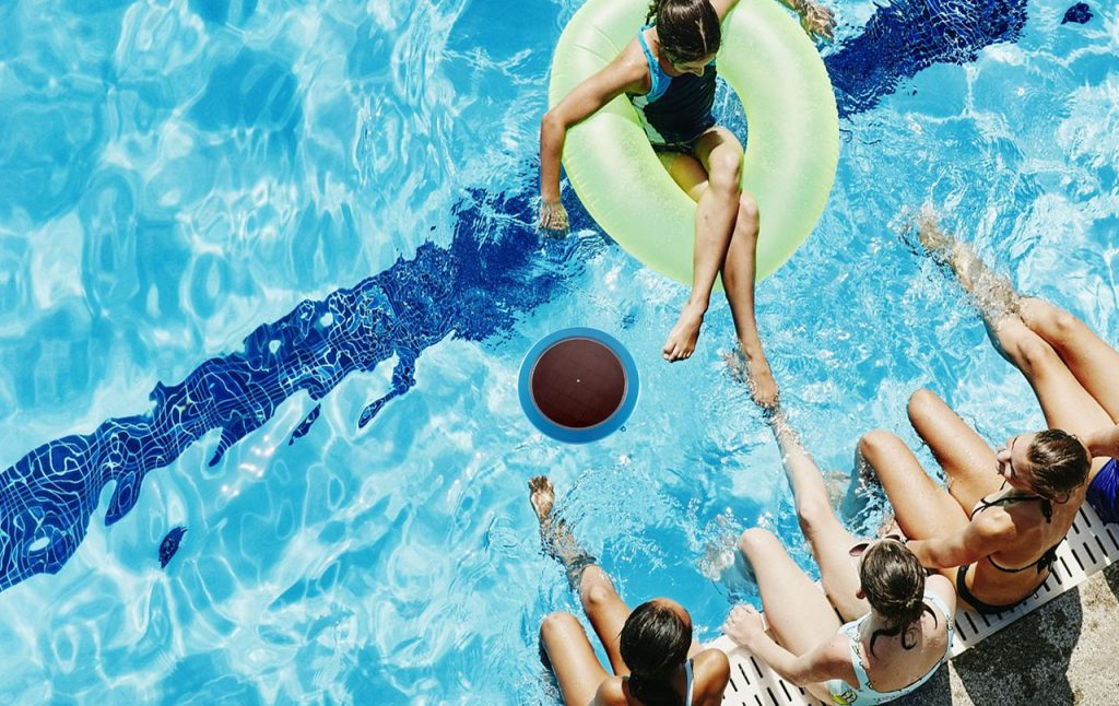 Ionizador solar para piscina, Ionizador de piscina